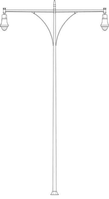 specialty poles 9
