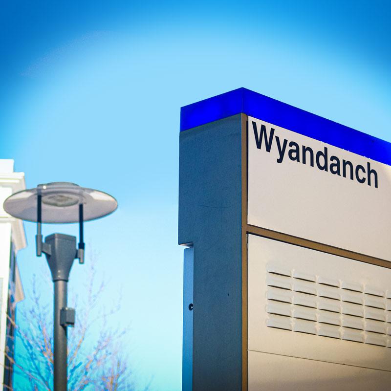 Wyandanch Train Station - 2