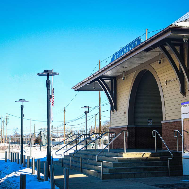 Wyandanch Train Station - 4